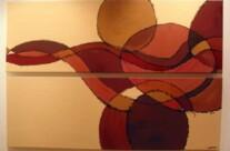 o.T. – Acryl auf Leinwand, 2005
