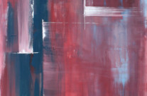 o.T. – Acryl auf Leinwand, 2010