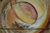 o.T. – Acryl auf Leinwand, 2012