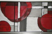 o.T. – Acryl auf Leinwand, 2006